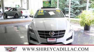 Shirey Cadillac - Branding