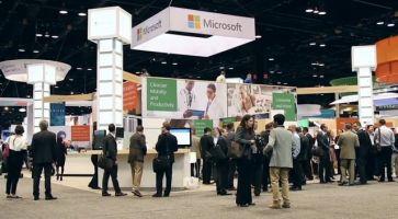 Microsoft 1 @ HiMSS